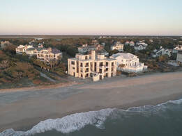 myrtle beach roofing photo from drone